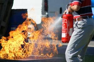 formation sécurité incendie lyon