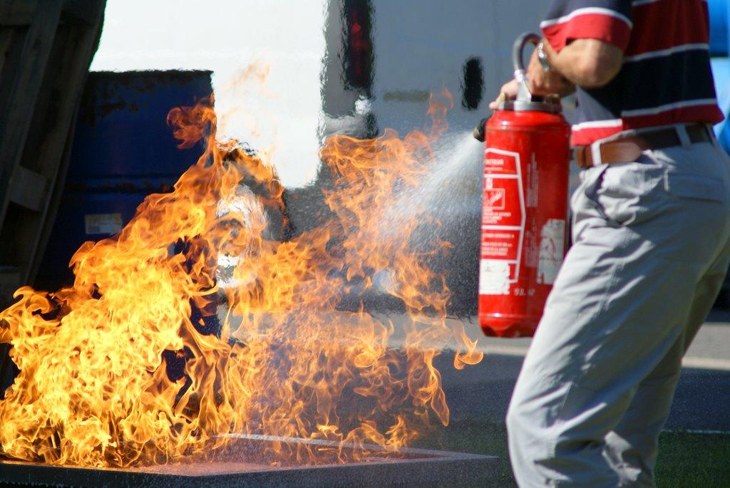 sécurité incendie entreprise