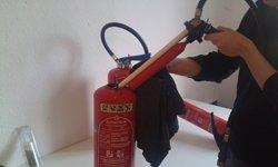 maintenance extincteur